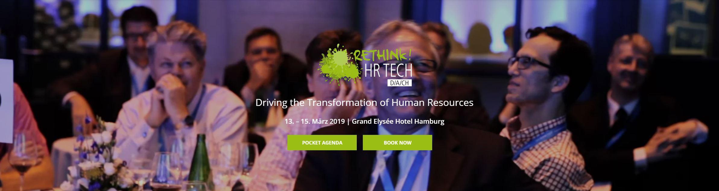 Rethink HR Tech 2019 DACH Prof. Kai Reinhardt